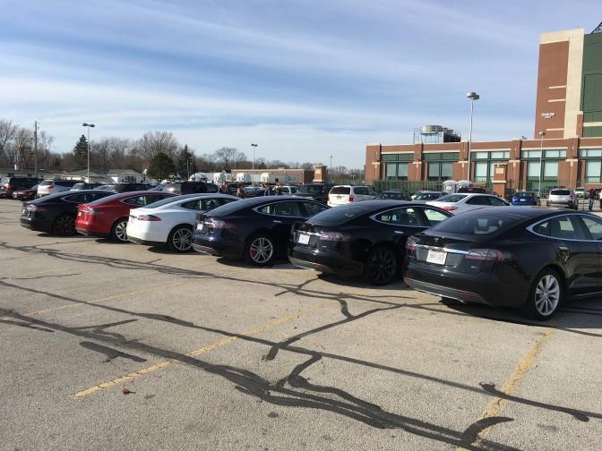 Lambda Field Tesla Gathering