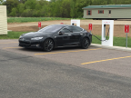 The cost of driving a Tesla 85D after one year